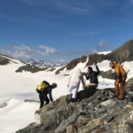 Alpinesafety on highalpine filmset